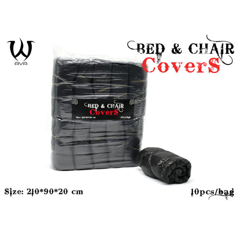 Black Tattoo Bed Cover