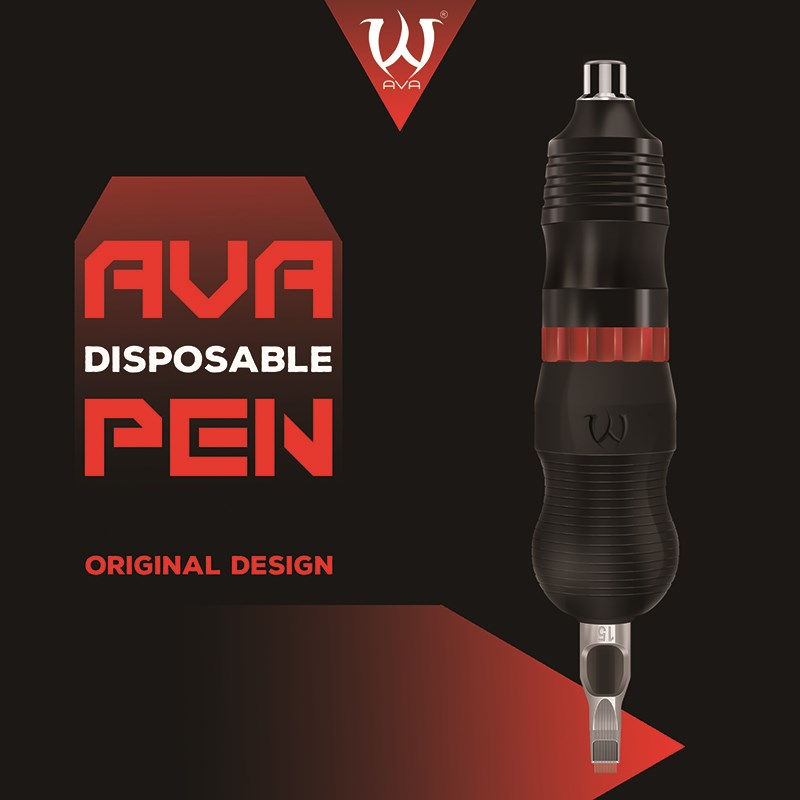 AVA Disposable Cartridge Pen Set