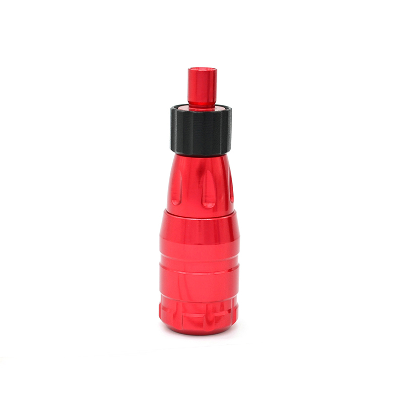Adjustable Aluminum FANG™ Cartridge Grip Red